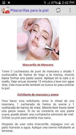 玩免費遊戲APP|下載Mascarillas para Piel Grasa app不用錢|硬是要APP