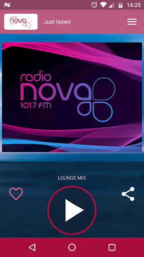 Radio NOVA 1.6.6 screenshots 1