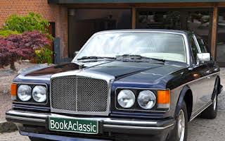 Bentley Moulsane, V8, 5,7L Rent København