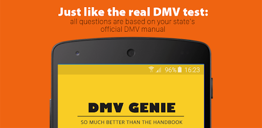 Dmv genie permit practice test car cdl apps on google play fandeluxe Images