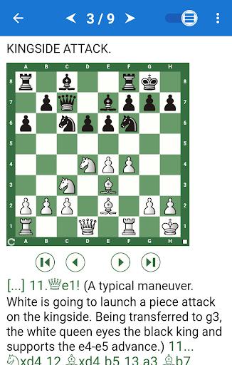 Chess Tactics in Sicilian Defense 1 1.3.5 screenshots 1