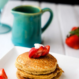 Quinoa Flour Pancakes Recipes