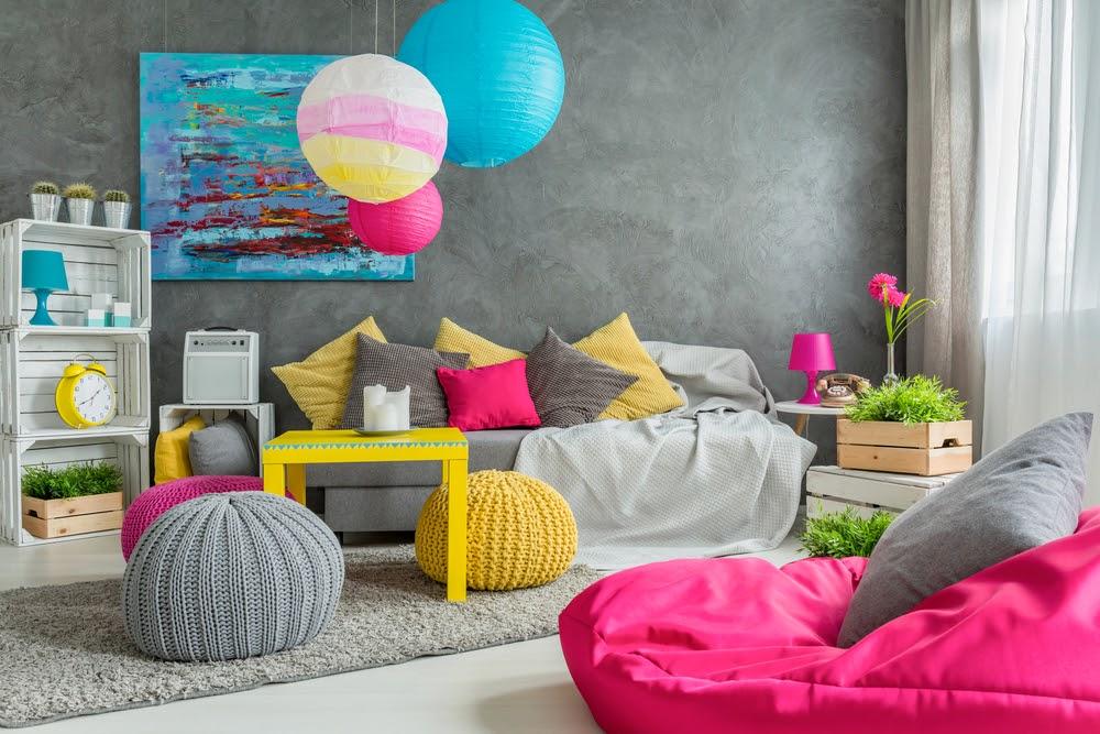sala colores