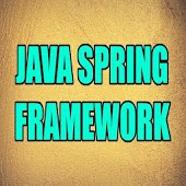 Natraj Sir Spring Framework Java Notes