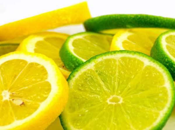 Lemon Lime Souffle