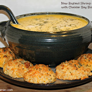 New England Shrimp Chowder