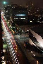 Photo: [Maybe Not Tonight] Maybe we should do what's right Maybe not tonight  ISO: 200 Shutter: 15 Seconds Aperture: F/16 Camera: Sony Nex-3 Lens: Sony 18-55mm  #toronto  #rooftopping  #urbex  #urbanexploration  #royalontariomuseum