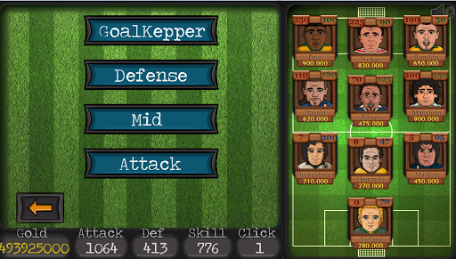 Football ClickerPRO