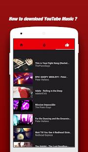 Guide Music Go - náhled