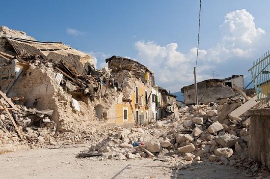 Aiuti di Stato per Sisma Centro Italia