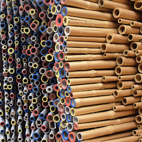 bamboo art by Sukamal Biswas - Artistic Objects Other Objects