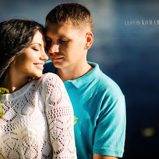 Wedding photographer Leonid Komarov (komarofleo). Photo of 27.07.2014