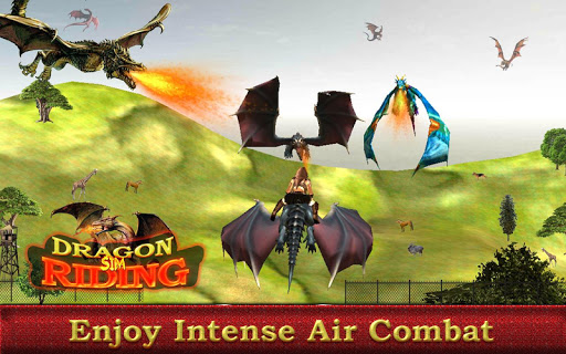 Flying Dragon Simulator – Dragon Rider 1.1 screenshots 6