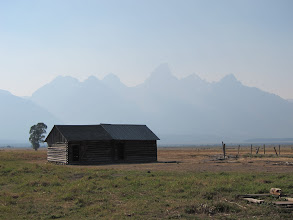 Photo: Mormon Row homestead
