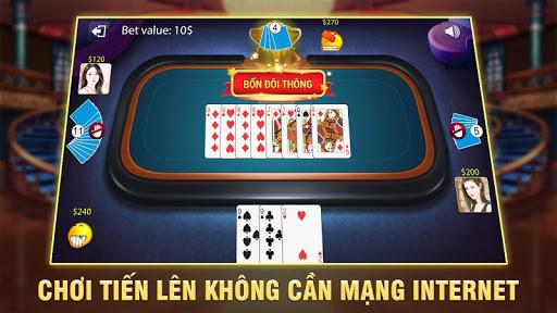 Tien len mien nam - Game Danh bai BigKool 1.1 1