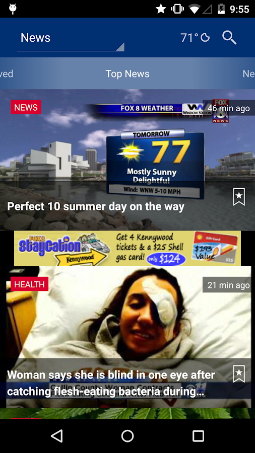 Fox 8 - screenshot