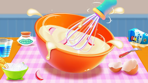 Birthday Cake Mania - Kids Cooking  screenshots 3