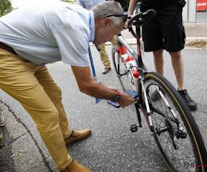 Het verhaal van Biciscan, het concept tegen mechanische doping (1): de niet-demonstratie in Dwars door Vlaanderen