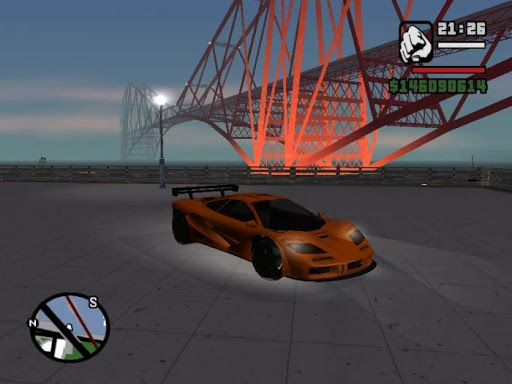 Codes GTA San Andreas, cheat-codes for PC