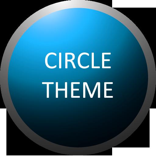 Circle Theme Huawei - Honor phones with EMUI