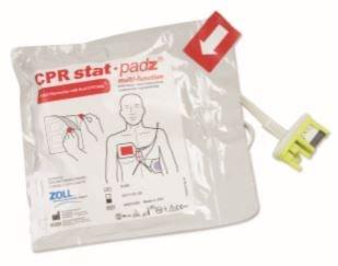 Elektrod till Zoll AED Plus