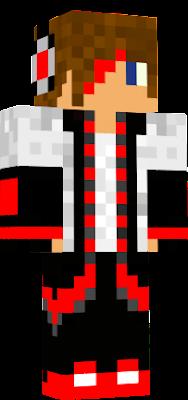 Red Cool Nova Skin
