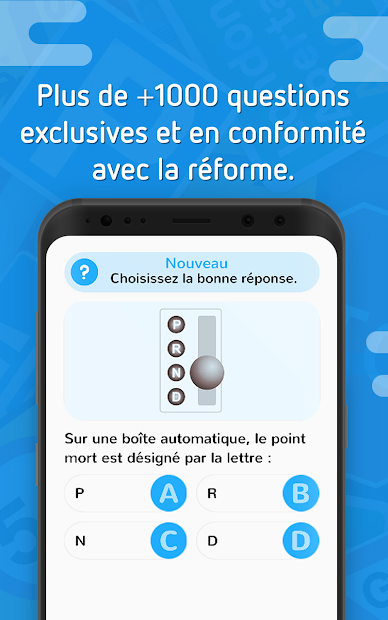Permis de Conduire 2020 Android App Screenshot