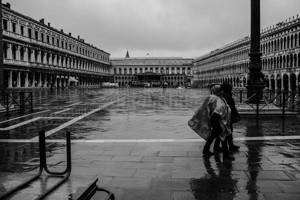 Venice Rain di francocattazzo