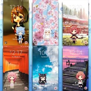 Lively Anime Live Wallpaper - náhled