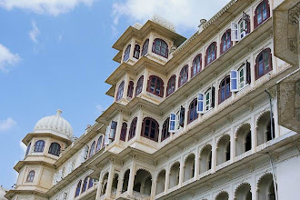 Photo: #024-Le City Palace-Udaïpur