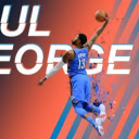 Paul George Wallpapers and New Tab Icon
