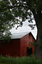 Photo: typical wisconsin countryside