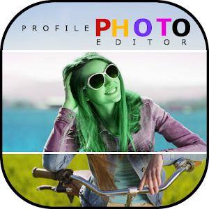 Profile Pic Editor for PC and MAC
