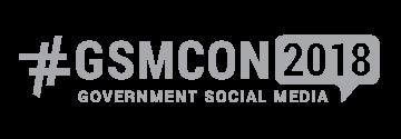 GSMCON2018 Logo