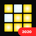 Dubstep Drum Pads 24 - Soundboard Music Maker icon