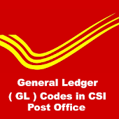 General Ledger ( GL ) Codes for Post Office