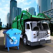 NYC Trash Truck Simulator 2018 - Dump Truck Games