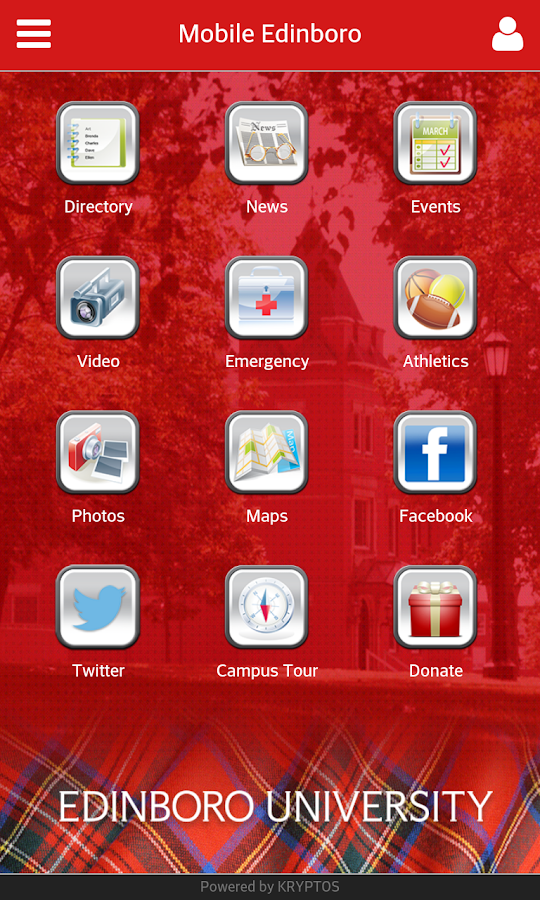 Mobile Edinboro- screenshot
