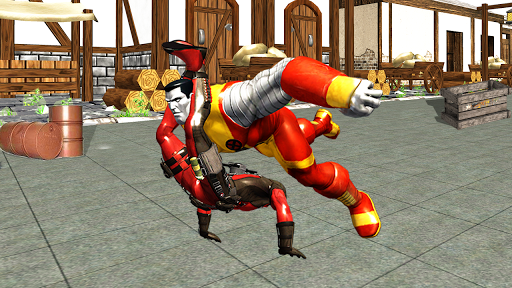 Mafia Thanos Vs Avengers Superhero Infinity Fight 1.0.1 screenshots 12