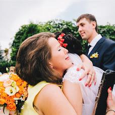 Wedding photographer Yulya Nikolskaya (Juliamore). Photo of 16.11.2016