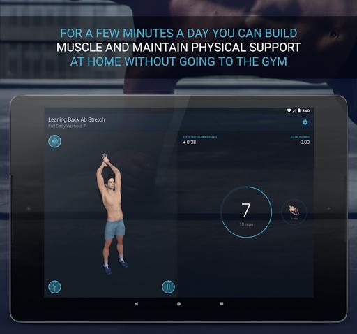 Home Workout - Fitness & Bodybuilding 1.2.6 Screenshots 10