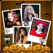 Halloween Collage Maker - Halloween Decoration icon
