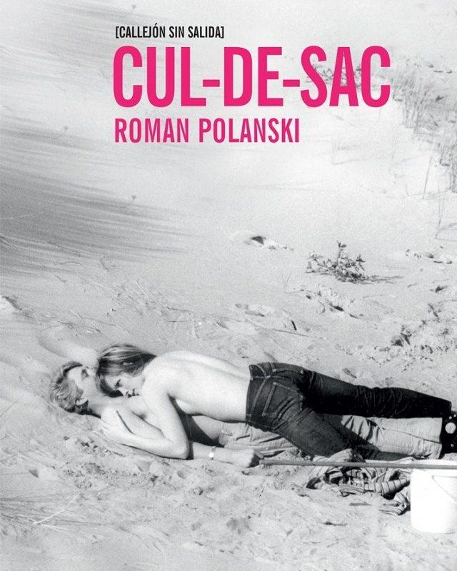Callejón sin salida (1966, Roman Polanski)