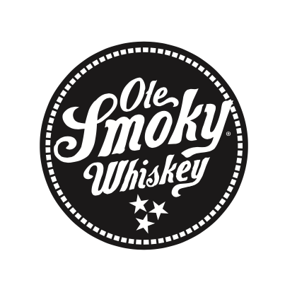Logo for Ole Smokey Peach Moonshine