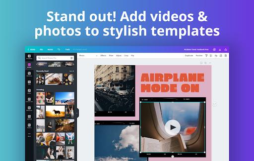 Canva: Graphic Design, Video Collage, Logo Maker 2.76.0 Screenshots 11