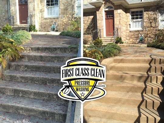 Power Washing Raleigh
