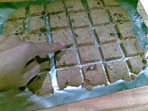 Photo: Y hoy las cookies con pepitas d choco.Ya bien x sta semana