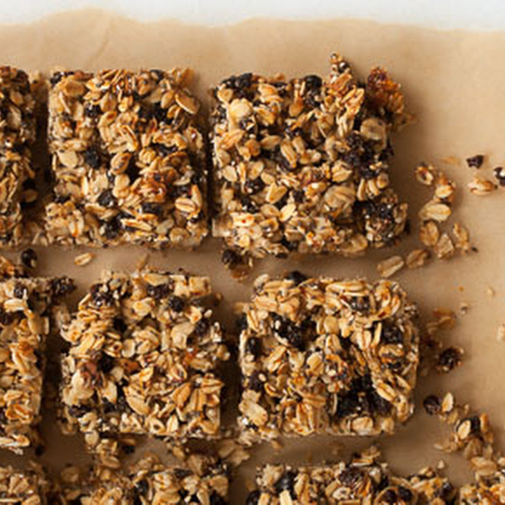 Sweet-and-Salty Parmigiano Reggiano Snack Bars