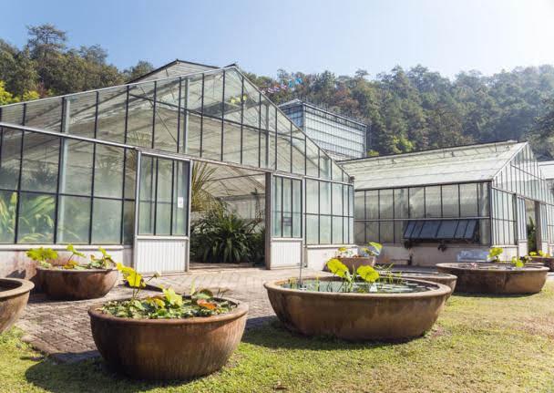 Jardim Botânico Queen Sirikit