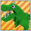 Chicken Dino Chase icon